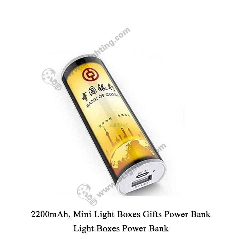 Light Boxes Power Bank 5L-2200A - 4