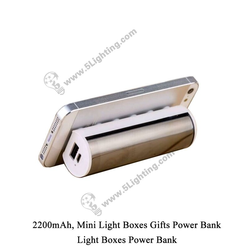 Light Boxes Power Bank 5L-2200A - 5