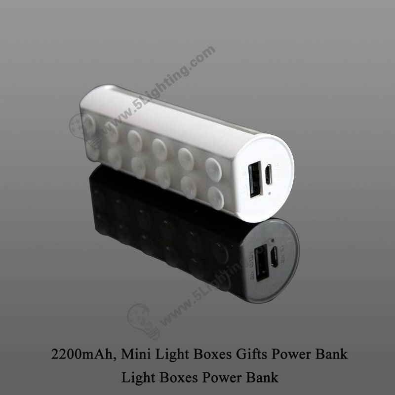 Light Boxes Power Bank 5L-2200A - 7