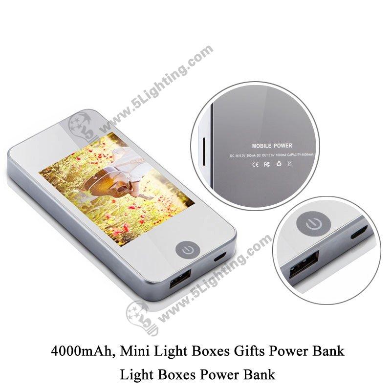 Light Boxes Power Bank 5L-3500A - 1