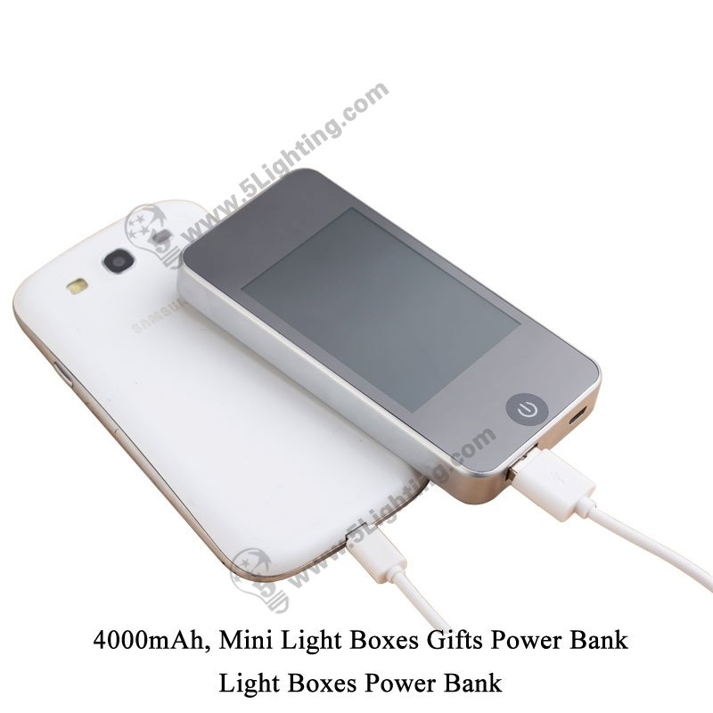 Light Boxes Power Bank 5L-3500A - 5
