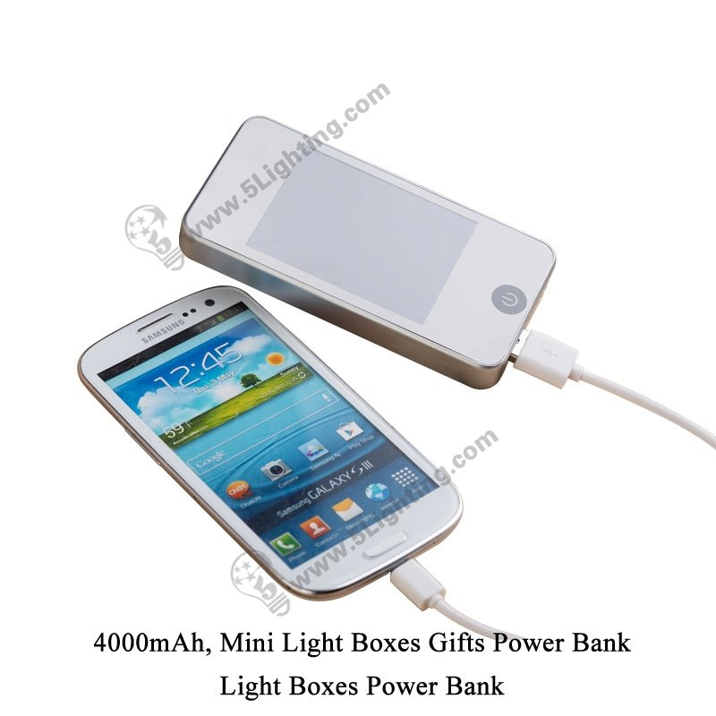 Light Boxes Power Bank 5L-3500A - 6