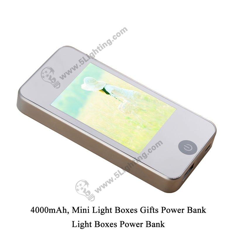 Light Boxes Power Bank 5L-3500A - 7