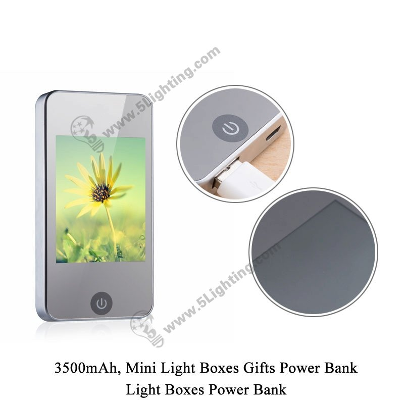 Light Boxes Power Bank 5L-3500B - 1