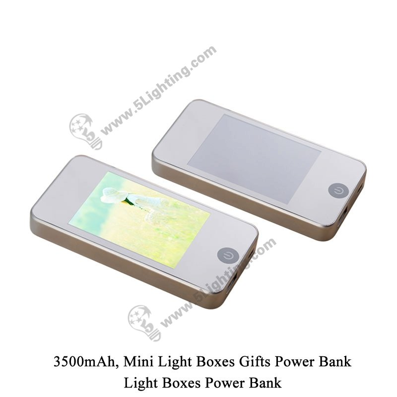 Light Boxes Power Bank 5L-3500B - 2