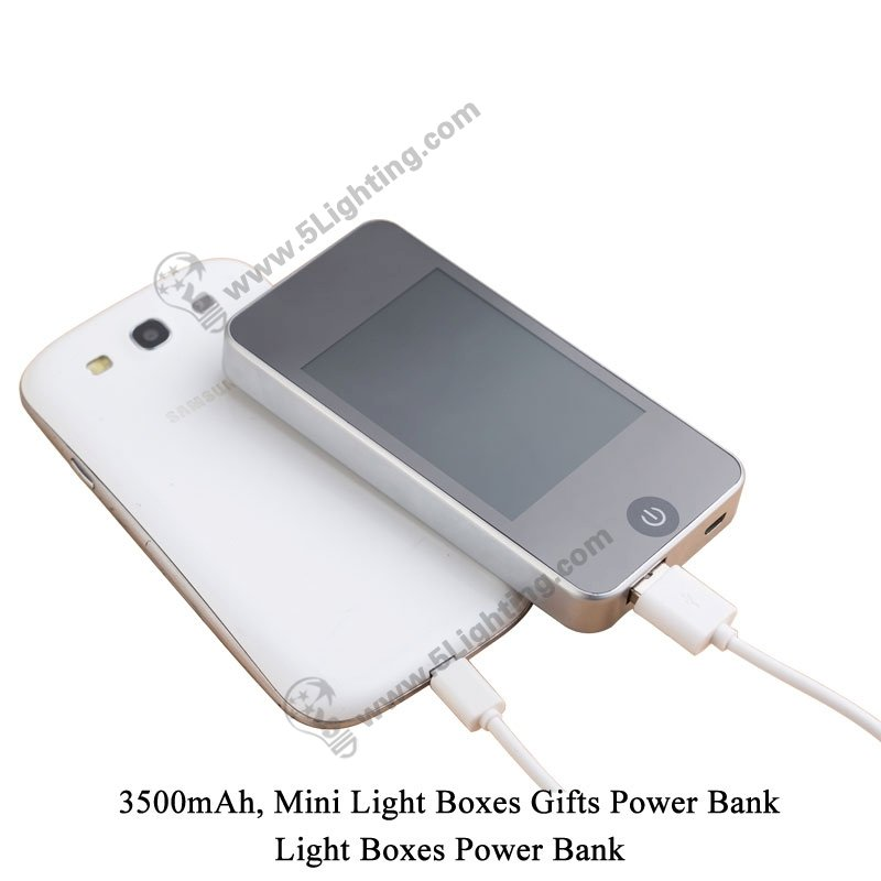 Light Boxes Power Bank 5L-3500B - 3