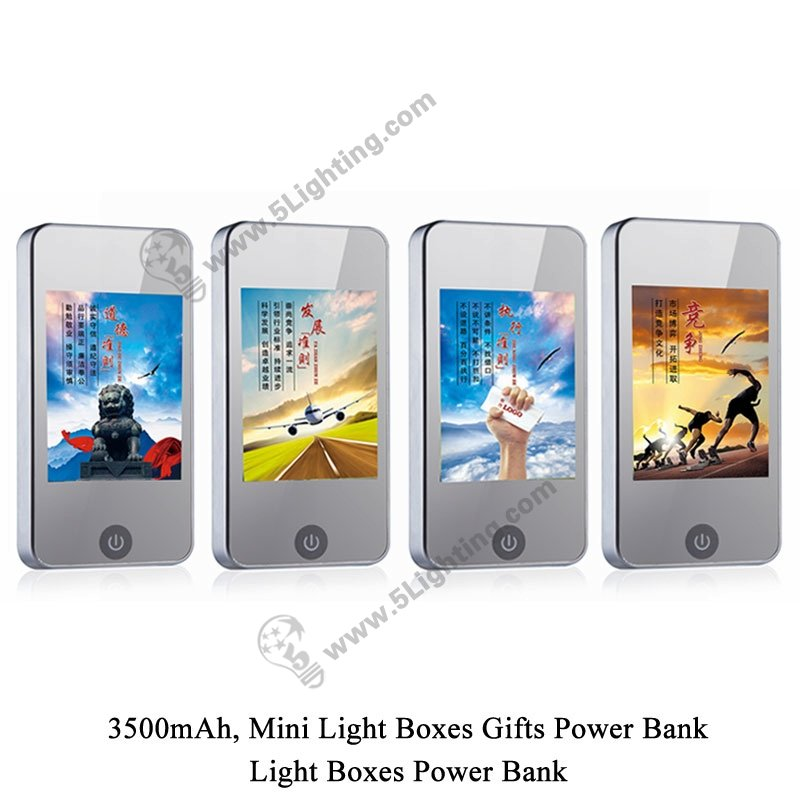 Light Boxes Power Bank 5L-3500B - 4