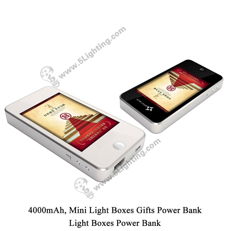 Light Boxes Power Bank 5L-3500S - 1