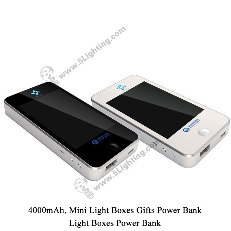 Light Boxes Power Bank 5L-3500S - 2