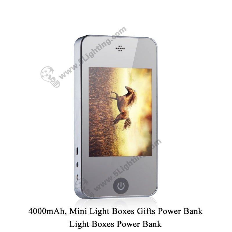 Light Boxes Power Bank 5L-3500S - 3