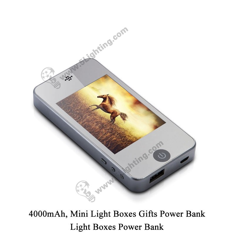Light Boxes Power Bank 5L-3500S - 4