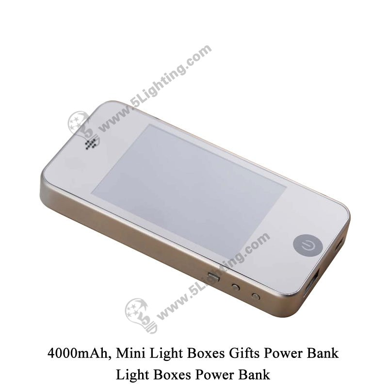 Light Boxes Power Bank 5L-3500S - 6