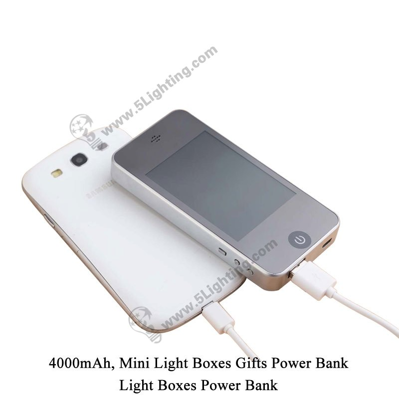 Light Boxes Power Bank 5L-3500S - 7