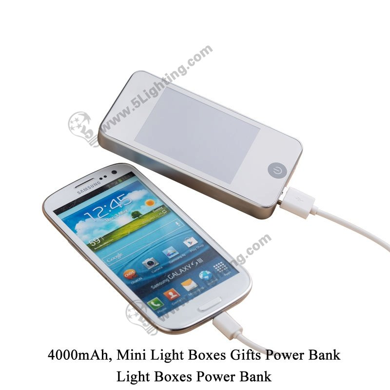 Light Boxes Power Bank 5L-3500S - 8