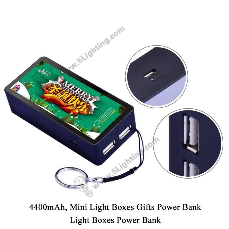 Light Boxes Power Bank 5L-4400A - 1