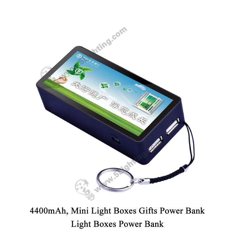 Light Boxes Power Bank 5L-4400A - 2