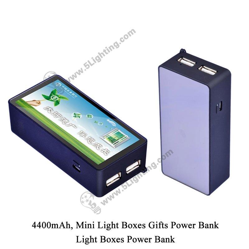 Light Boxes Power Bank 5L-4400A - 6