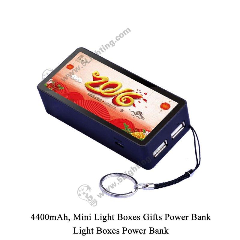 Light Boxes Power Bank 5L-4400A - 7