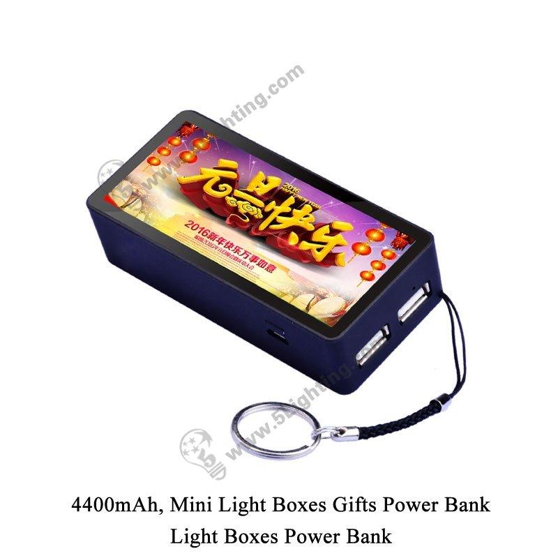 Light Boxes Power Bank 5L-4400A - 8