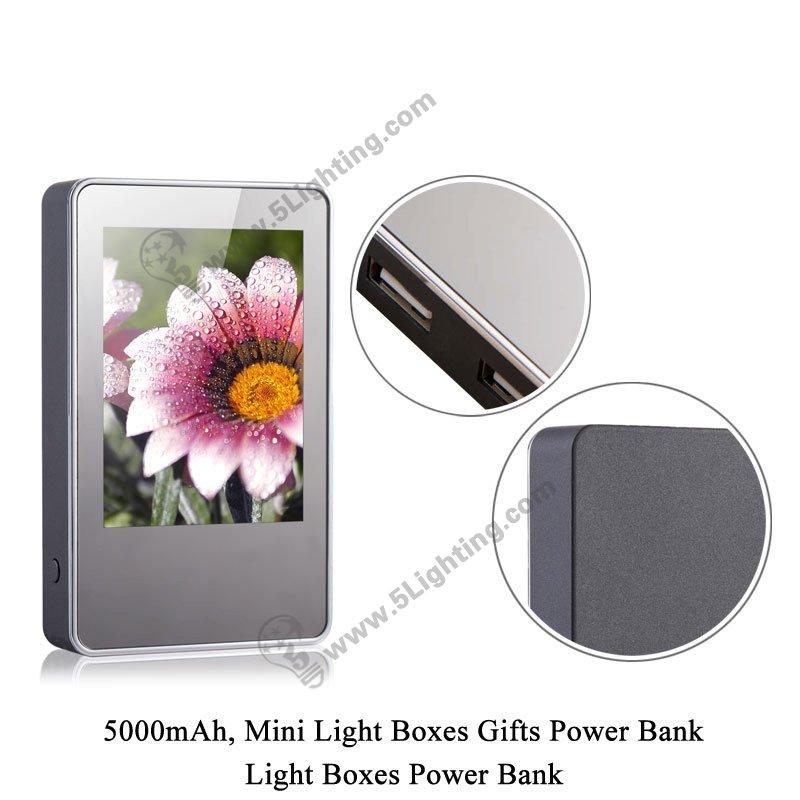 Light Boxes Power Bank 5L-5000B - 1