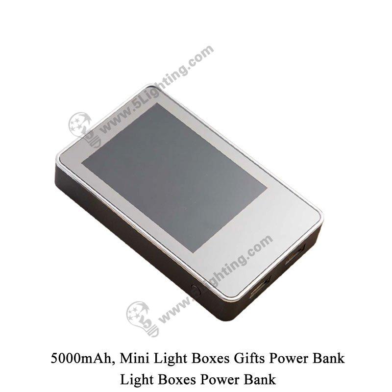 Light Boxes Power Bank 5L-5000B - 2