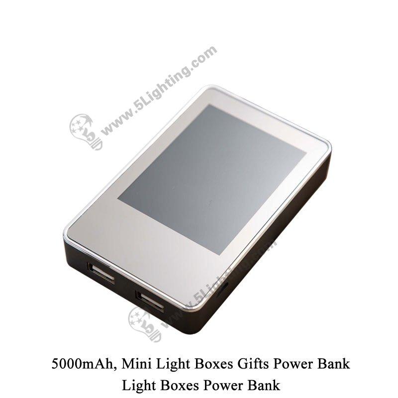 Light Boxes Power Bank 5L-5000B - 3