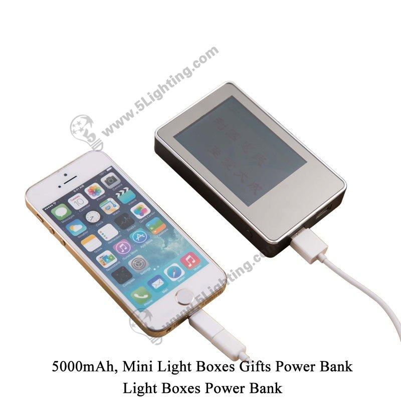 Light Boxes Power Bank 5L-5000B - 4
