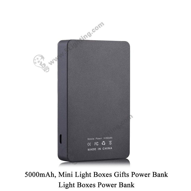Light Boxes Power Bank 5L-5000B - 5