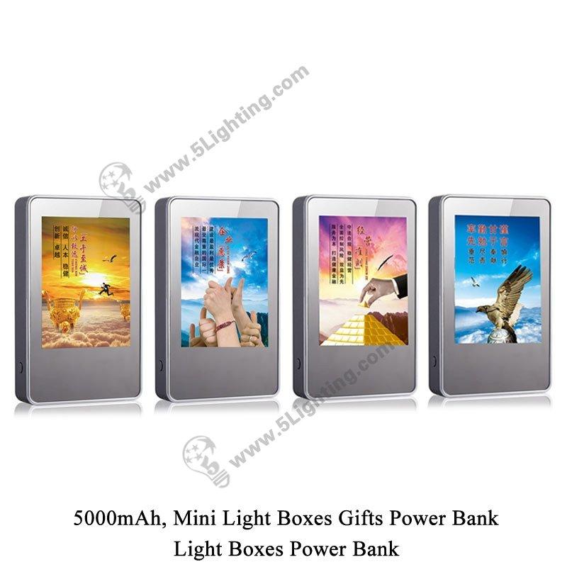 Light Boxes Power Bank 5L-5000B - 6