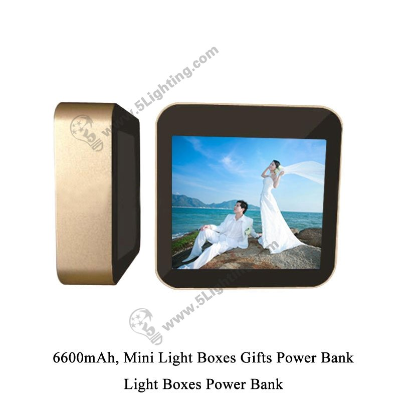 Light Boxes Power Bank 5L-6600A - 1
