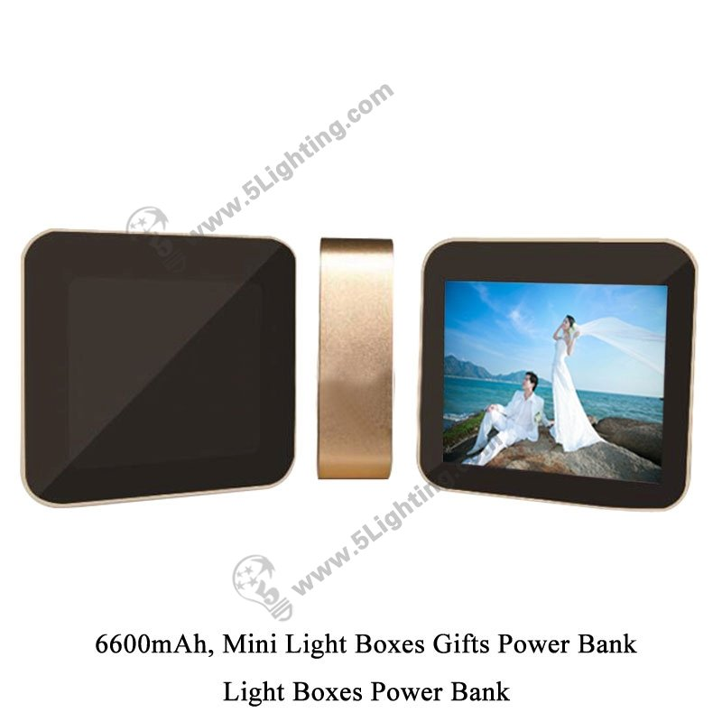 Light Boxes Power Bank 5L-6600A - 2
