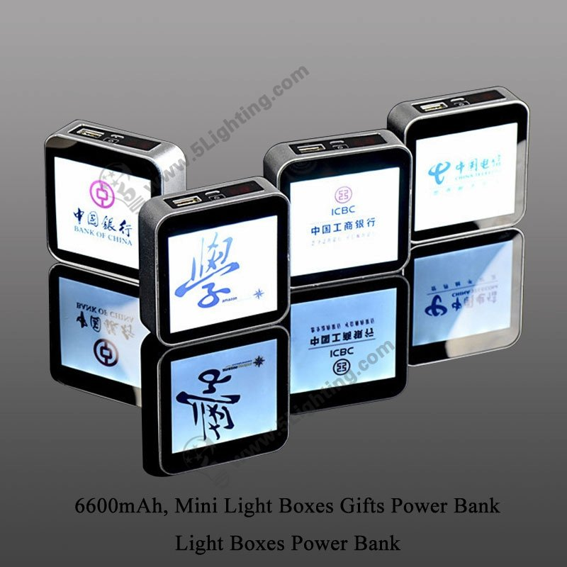 Light Boxes Power Bank 5L-6600A - 4