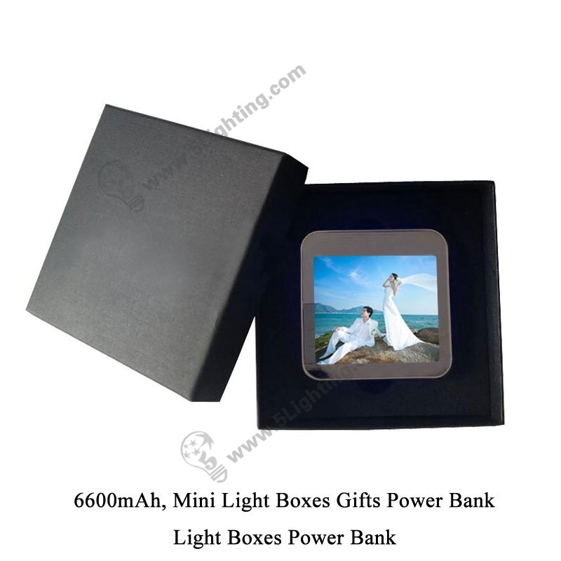 Light Boxes Power Bank 5L-6600A - Packing
