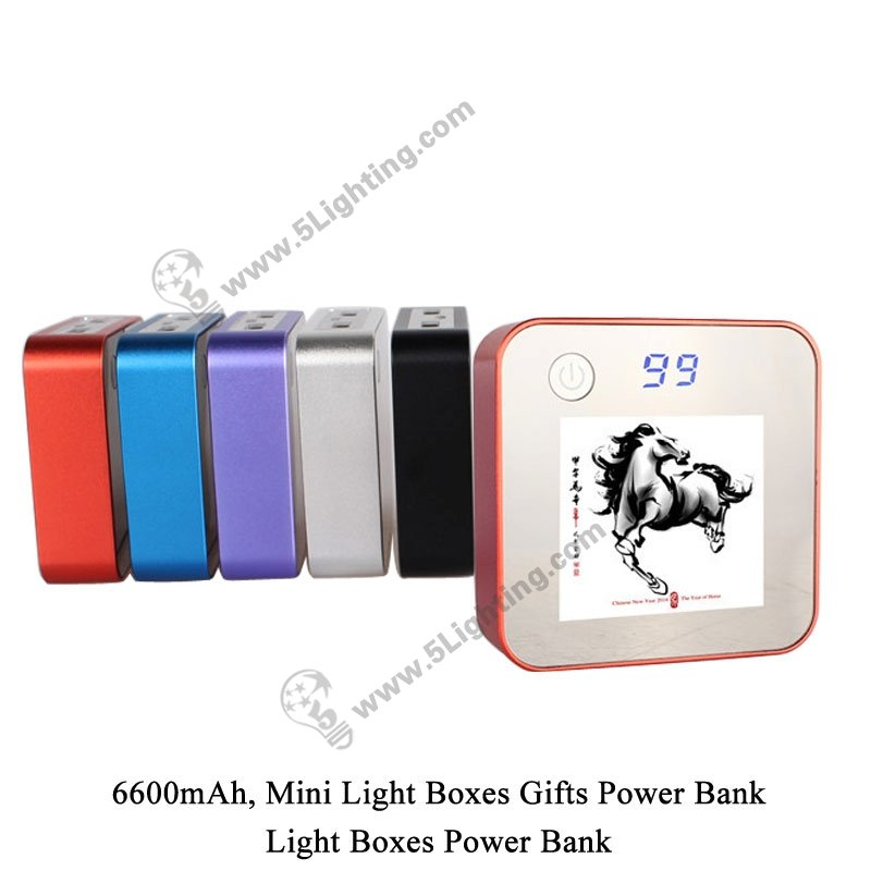 Light Boxes Power Bank 5L-6600B - 1