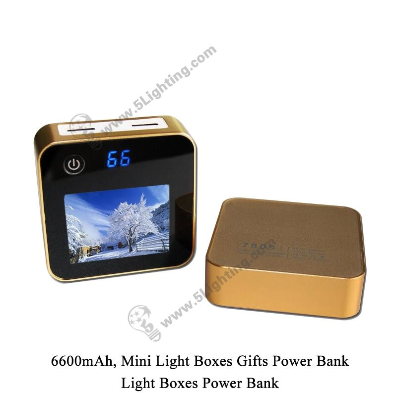 Light Boxes Power Bank 5L-6600B - 3