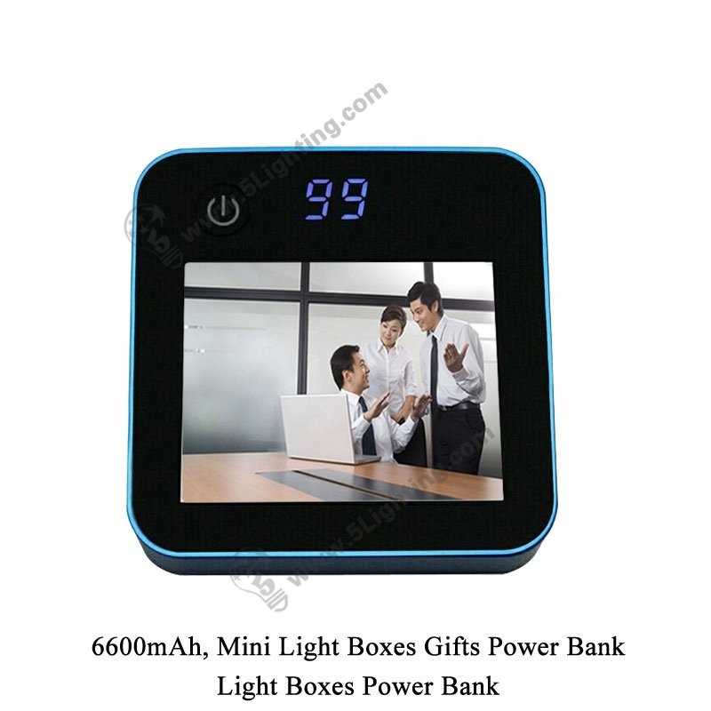 Light Boxes Power Bank 5L-6600B - 4