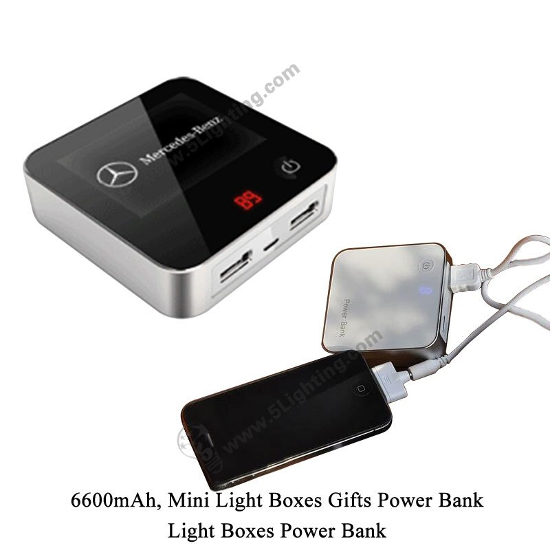 Light Boxes Power Bank 5L-6600B - 5