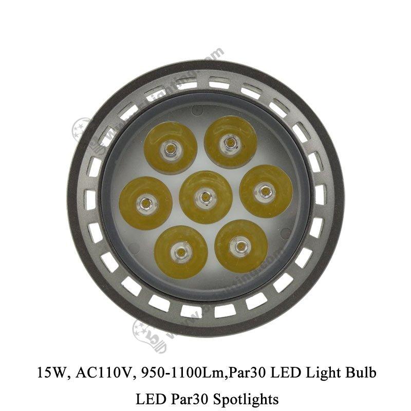 Par30 Led Light Bulbs 15w Led Par30 Bulbs 15w