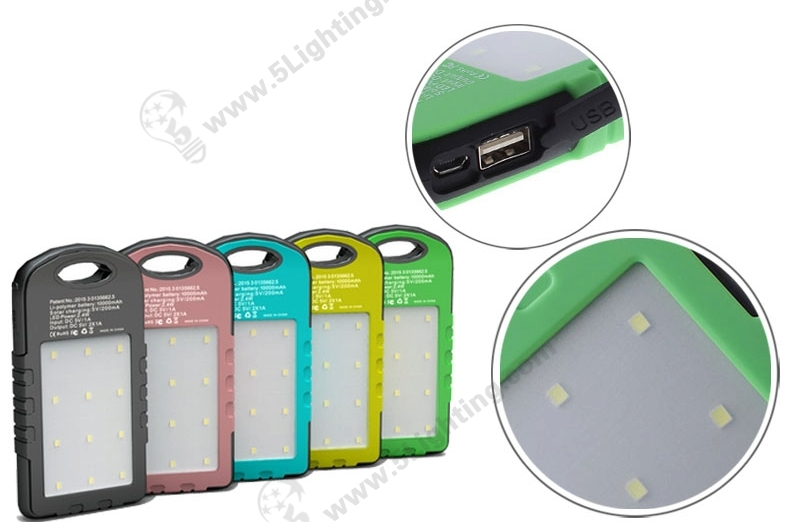 Power Bank LED Light 5L-4000B - 1