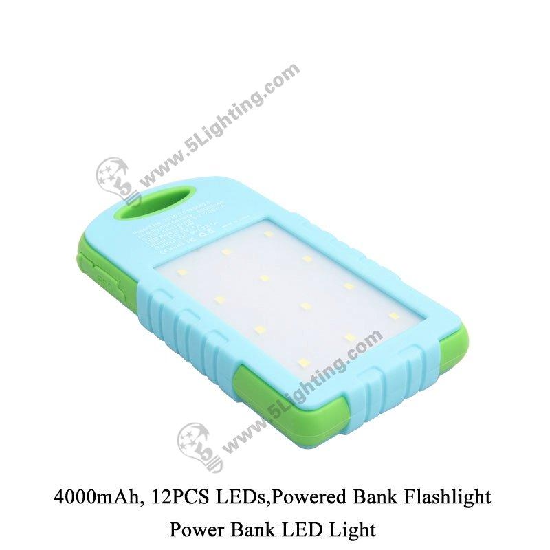 Power Bank LED Light 5L-4000B - 3