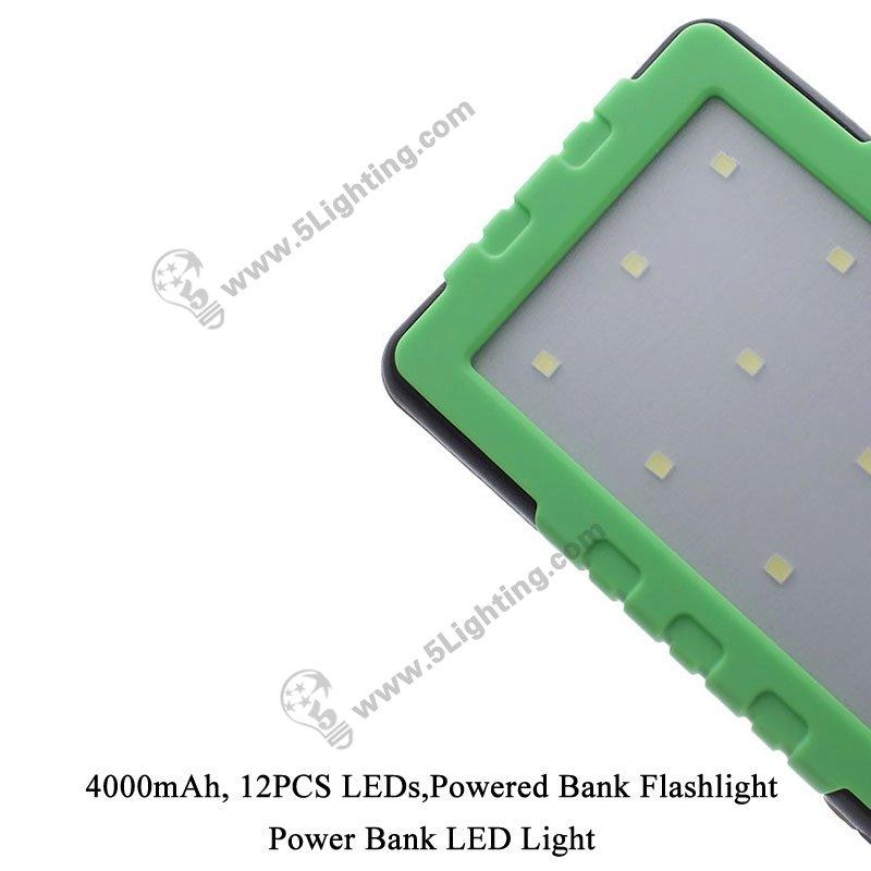 Power Bank LED Light 5L-4000B - 5
