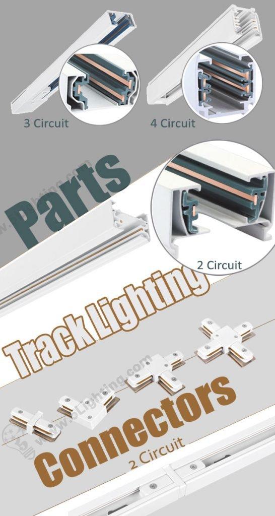 Track Lighting - PartsConnectors