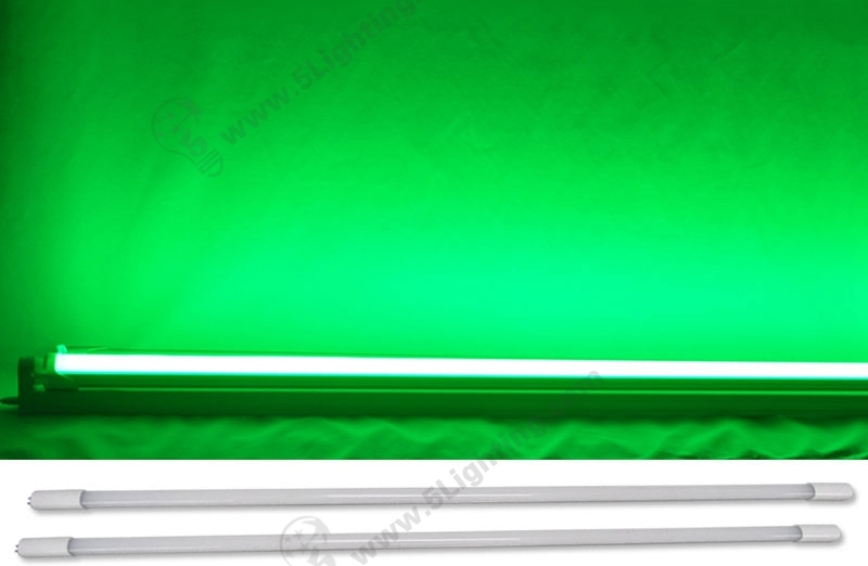 Green LED Tube Lights T5 - 1