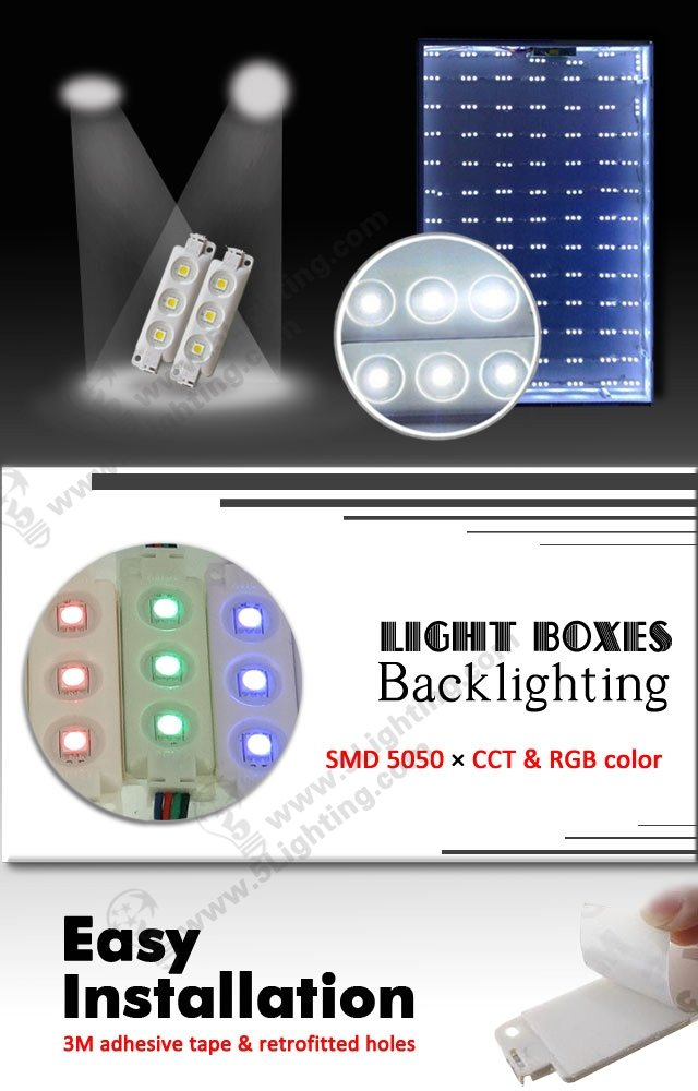LED Modules Backlight SMD5050