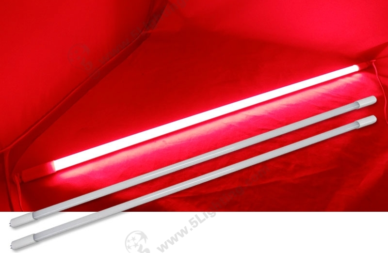 Red LED Tube Lights T5 - 1