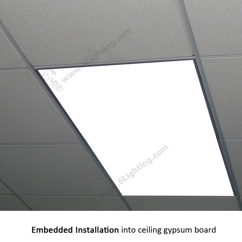 Led Panel Lights 1x2 Dimmable Flat Panel Led Lights 1x2 Square