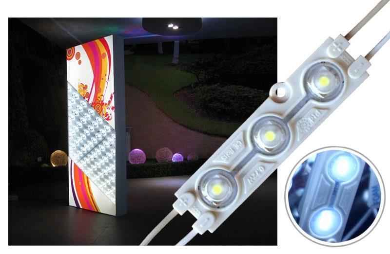 SMD 2835 LED Module - 3pcs - 1
