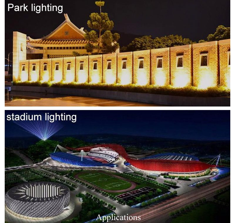 LED Flood Light 30W Applications