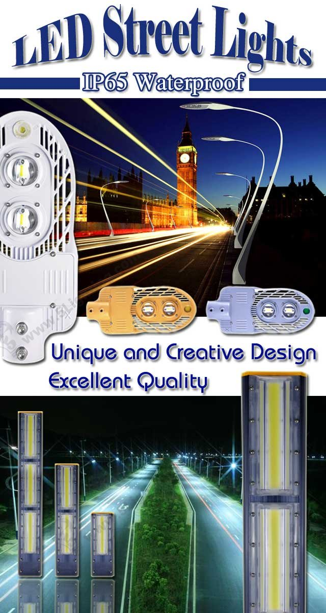 Exhibition Stand Lighting Kits : Waterproof led road lighting super bright street lights