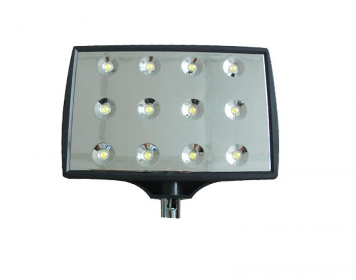 12pcs high power led chips tradeshow display lighting series